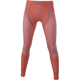 UYN Ambityon UW Long Pants Dame geranium/pearl grey/atlantic